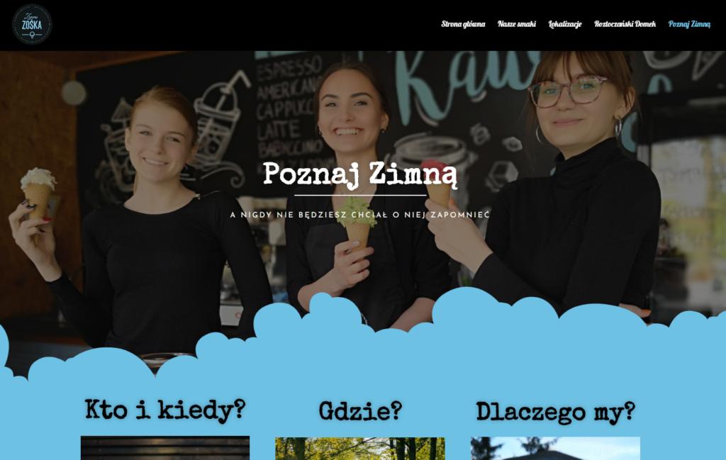 strona wizytówka Bydgoszcz